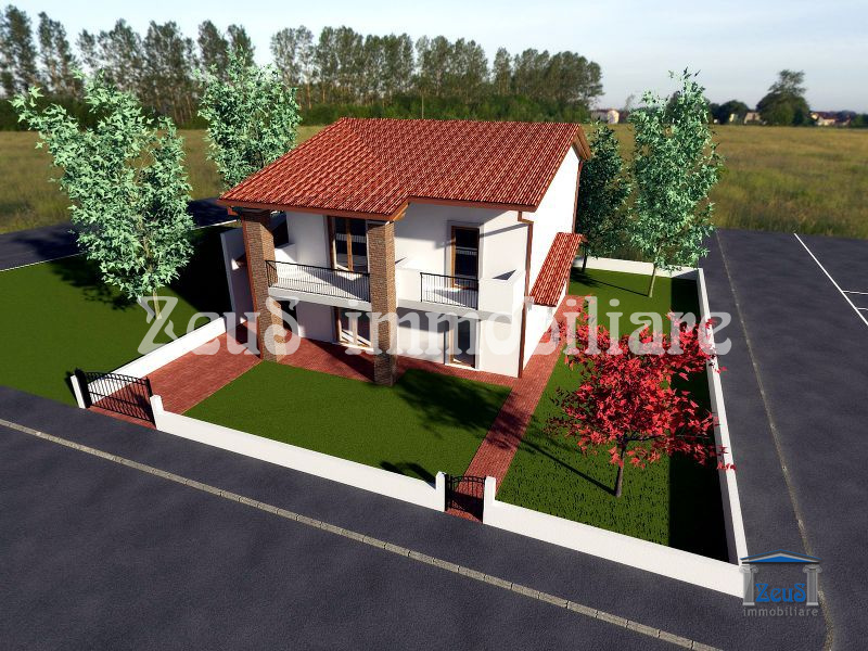 Nuova villa indipendente a Staranzano