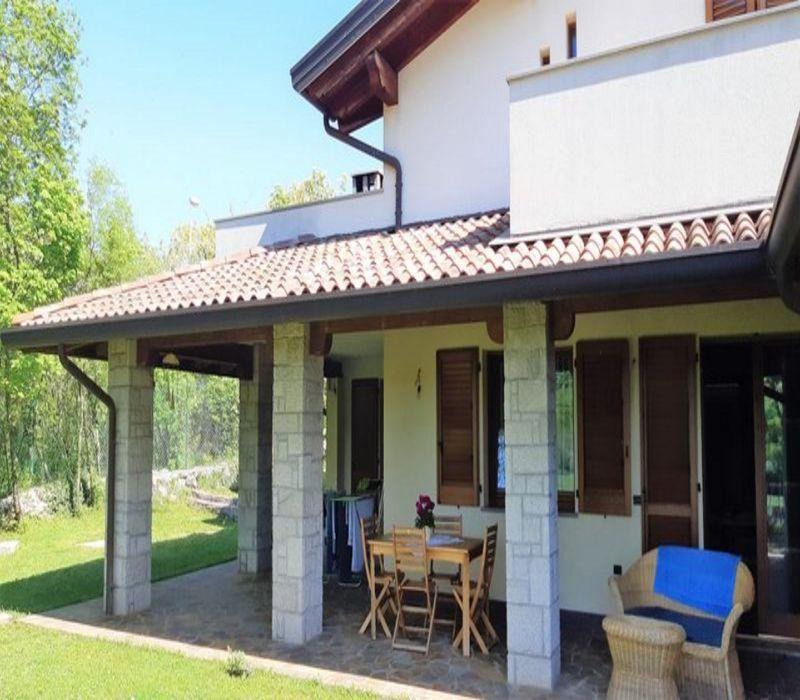 Meravigliosa Villa singola di recente costruzione a Marcottini