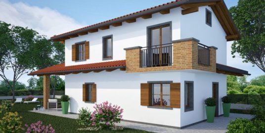 Nuova realizzazione di una villa singola a Pieris
