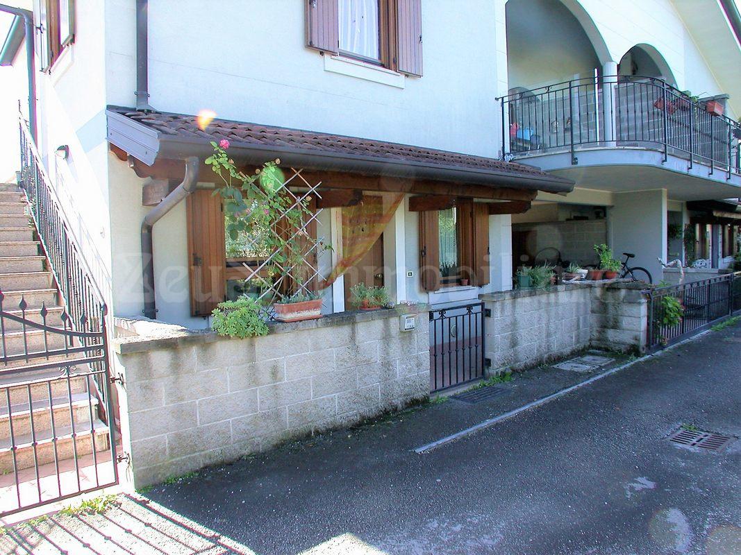 Appartamento bicamere con giardino a San Pier d'Isonzo