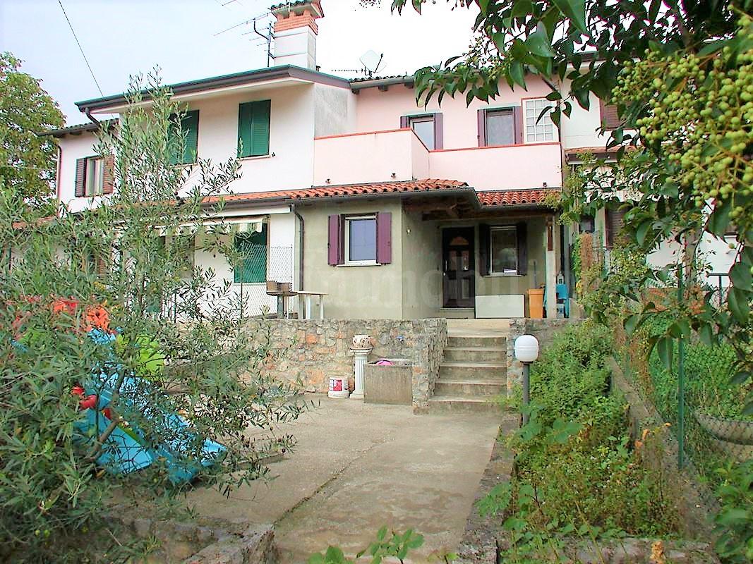 Casa accostata ristrutturata a Vermegliano