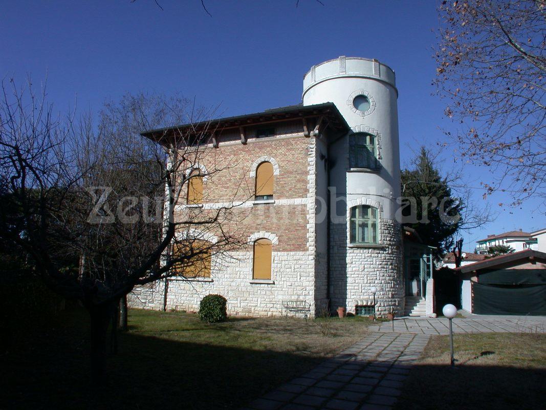 Villa signorile a Monfalcone