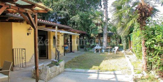 Casa accostata con giardino a Vermegliano