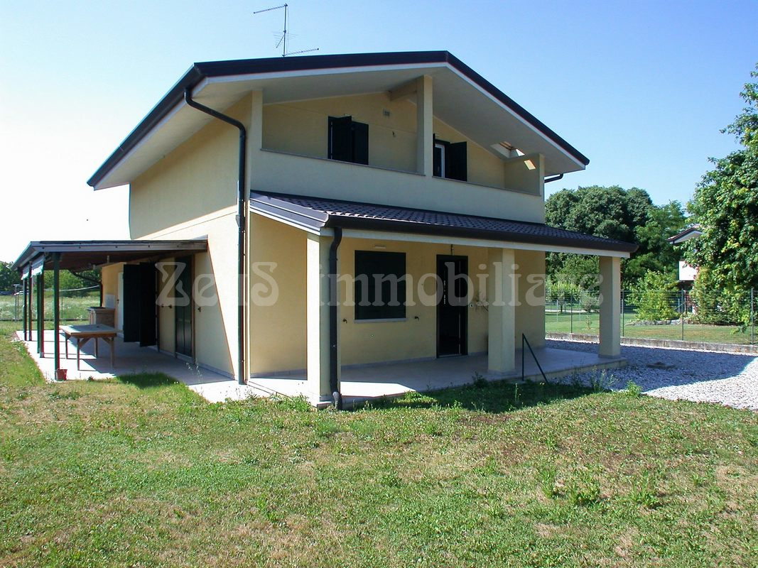Villa singola a Gradisca d'Isonzo