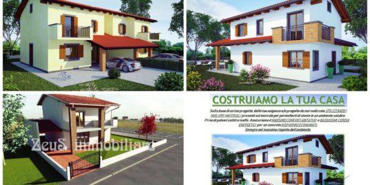 Villa singola nuova costruzione a Fiumicello
