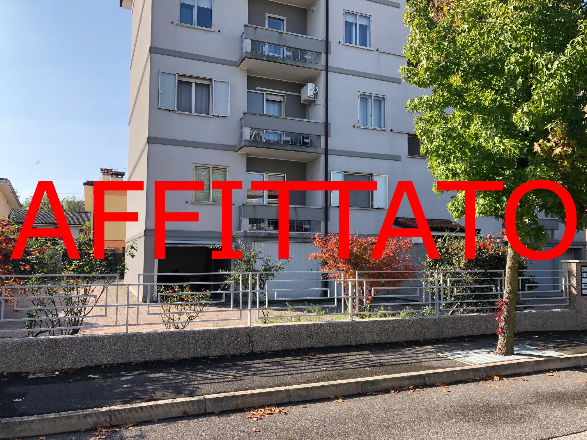 -AFFITTATO- Appartamento bicamere in affitto a Ronchi dei Legionari