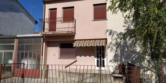 casa accostata su 2 livelli a Monfalcone
