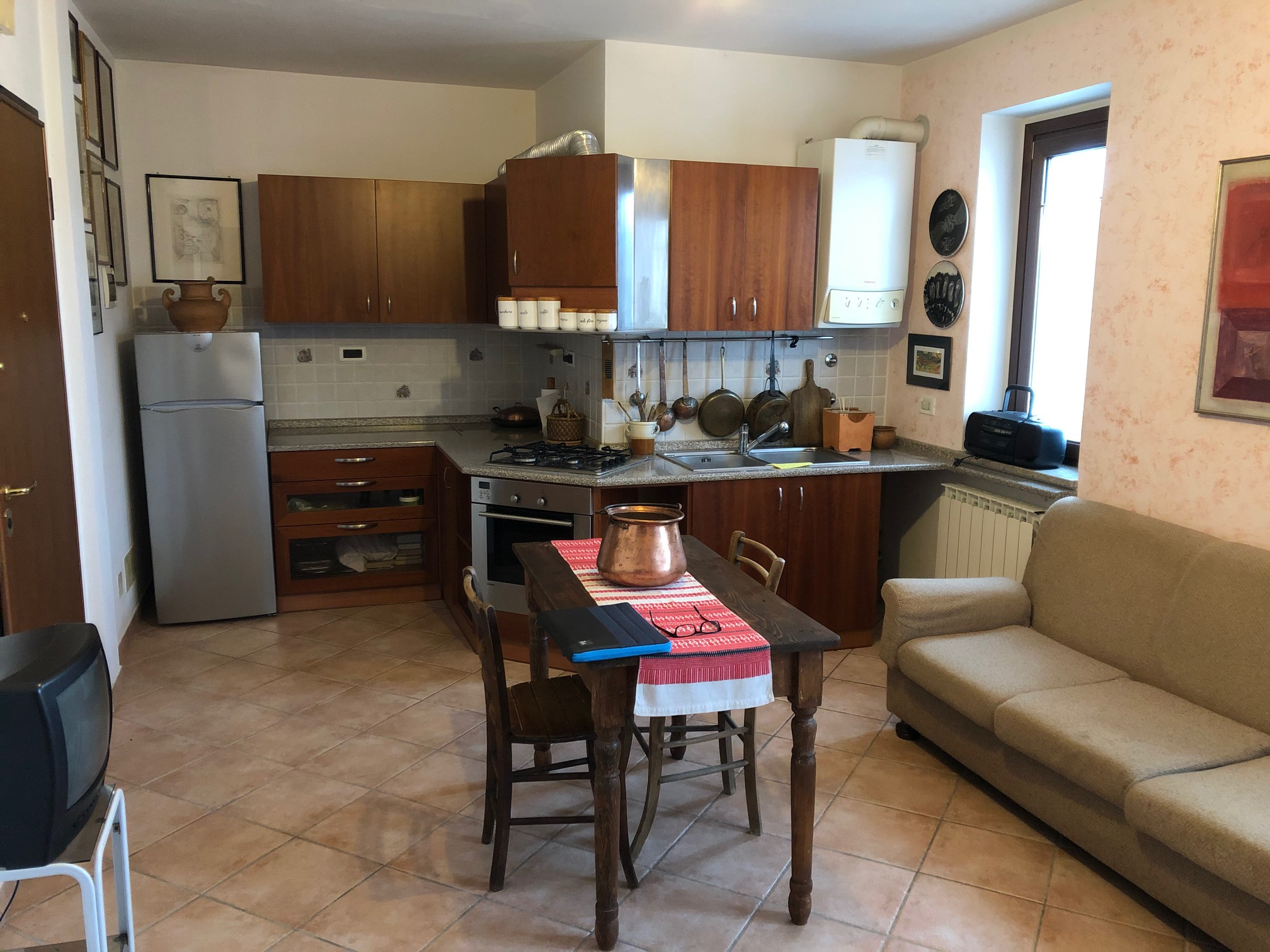 Appartamento arredato a Monfalcone – Panzano