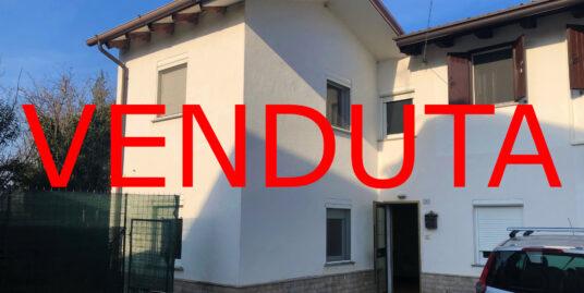 – VENDUTA – Casa accostata su due livelli a San Pier d'Isonzo