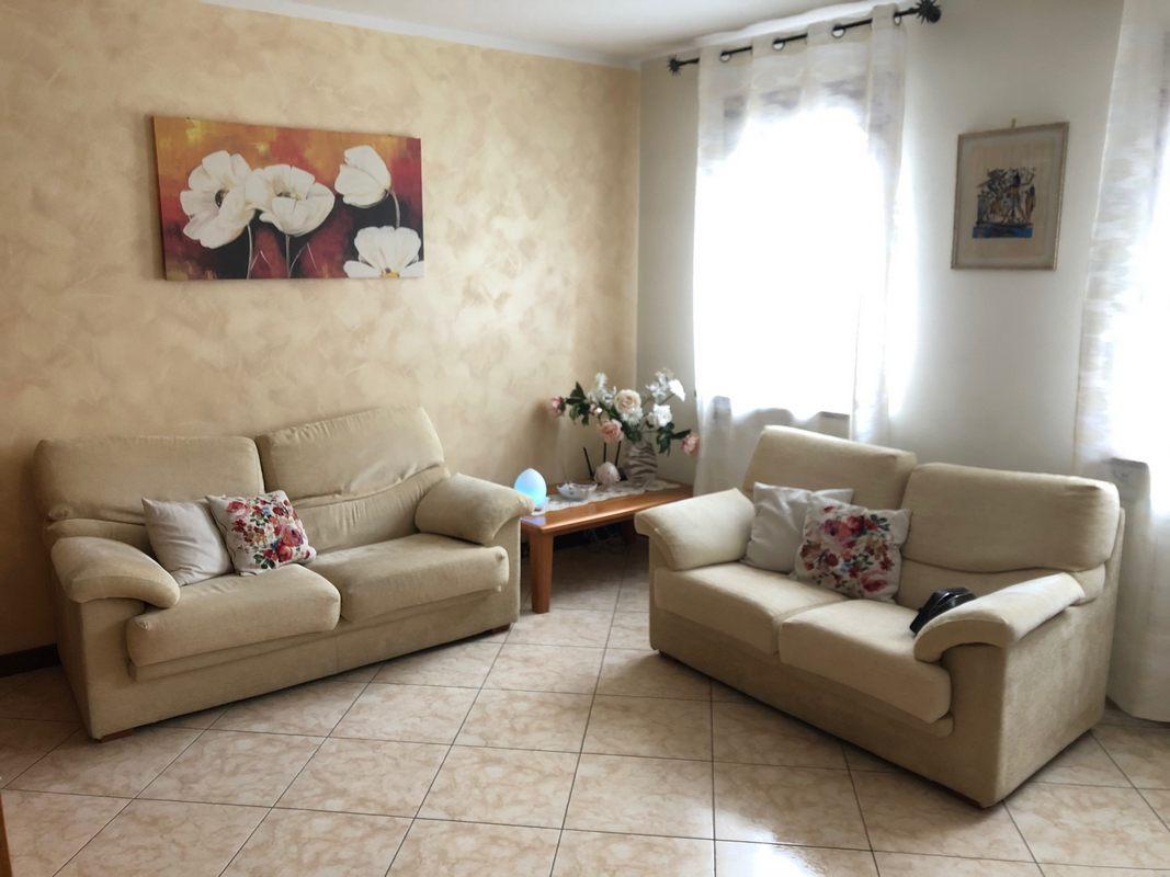 Appartamento indipendente con giardino a Begliano