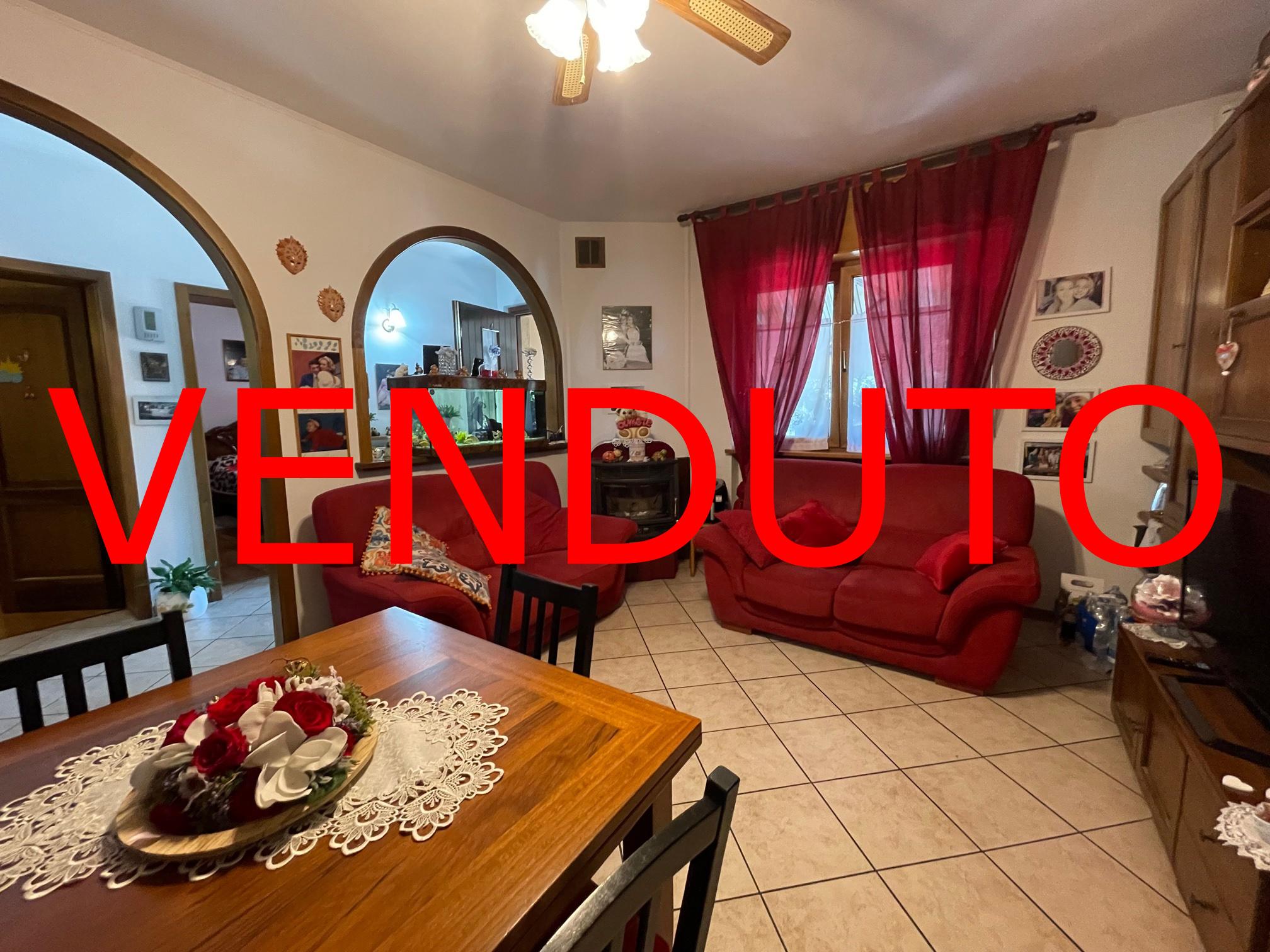 – VENDUTO -Appartamento bicamere con giardino a Ronchi